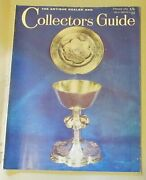 The Antique Dealer And Collectors Guide February 1964 - English Church Plate