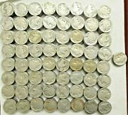 Buffalo Nickels Lot Of 640 Coins No Date