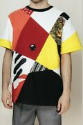 Mschf X Impossible Patchwork Collab T-shirt Super Rare - In Hand