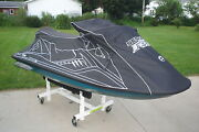 Sea Doo Rxt And Rxt X Cover 2007 Black New In Box Oem 277