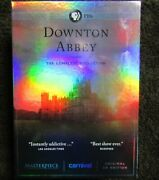 Downton Abbey The Complete Collection Dvd, 2016, 21-disc Set Brand New