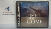Pz Time Has Come By Jim Bakker With Ken Abraham - Set Of 8 Audio Cds. New