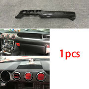 Fit For Ford Mustang 2015-20 Replace Middle Console Dashboard Trim Carbon Fiber