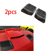 For Ford Mustang 18-20 Car Machine Cover Air Outlet Frame Cover Abs Piano Black
