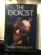William Peter Blatty The Exorcist - 1st Edition Inscr. John Anthony Miller