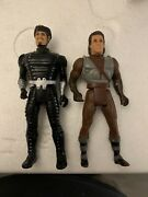 1991 Kenner Robin Hood And Sheriff Of Nottingham 4.75 Action Figures