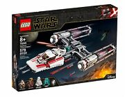New Lego Star Wars Resistance Y-wing Starfighter 75249 Factory Sealed