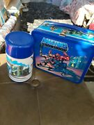 Masters Of The Universe Metal Lunchbox1983 Aladdin Industries -thermos 2
