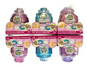 Pikmi Pops Surprise Cheeki Puffs Scented Shimmer Powder Set Of 6- Party Favors