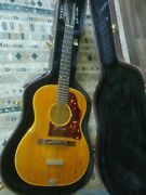 1960and039s Gibson B-25 12 String Vintage Acoustic Guitar Immaculate