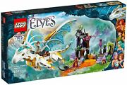 Lego Elves 41179 Queen Dragon's Rescue Retired Set New In Sealed Box
