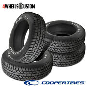 4 X New Cooper Radial G/t P235/60r14 96t Tires