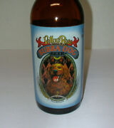 Yellow Rose Brewing Co. Bubba Dog Brown Glass Beer Bottle +capsan Antonio Texas