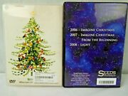 Christmas At Willow God With Us Dvd Lot Of 2 Seeds Bookstore Ministry 2008 2009