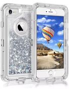 Case For Iphone Xr Silver Sequined Phone Case For Girls,with A New White Watch!