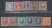 219p4-229p4 Card Proofs Vf-xf Nice Fresh Color Scv. 620 Jh 7/24