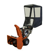 Raider Snow Thrower Cab Snow Blower Enclosure Fits Most Two-stage Throwers