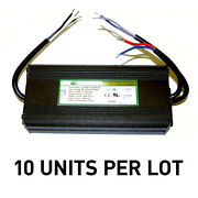 [lot Of 10] New Eptronics 100w Led Drivers Constant Current 5000ma 0-10v Dimming