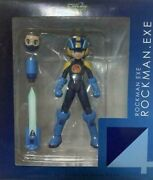 Rockman Exe Pvc And Abs-painted Action Figure Megaman 4 Inch Nel Sentinel
