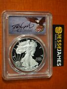 2019 W Proof Silver Eagle Pcgs Pr70 Shield Cleveland First Day Of Issue Denver