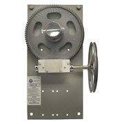 4000 Lb 1/2 Thick Aluminum Boat Lift Gear Flat Plate Assembly