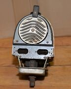 Stewart Warner South Wind Gas Auto Van Heater 1940and039s 50and039s Vw Collectible