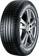 2 New Continental Contipremiumcontact 5 - P215/60r17 Tires 2156017 215 60 17