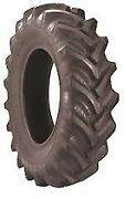 2 New Ag Plus Tractor R-1 Bias Ply Tread 1360 - 18.4-38 Tires 18438 18.4 1 38