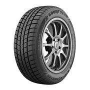 4 New Goodyear Winter Command - 185/65r15 Tires 1856515 185 65 15