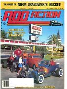 Street Rod Action July 1985--23263233 Ford Feature Cars Chopping Tops How To