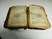 146 Yr Old Greek Orthodox Synposis Periehousa-book Printed In Venice,italy 1874