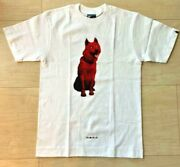 Super Rare A Bathing Ape X Nerd Collaboration T-shirtsc S Size From Japan