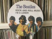 The Beatles - I'm A Loser Rare 12 Picture Disc Lp The Best Of Greatest Hits