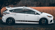 For Ford Focus Rs St 2012 2013 2014 2020 Decals Body Kit Sticker Accessories