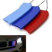 Full Led Powered M-color Grille Inserts For Bmw 14-18 X5 And 15-16 X6 Kidney Grill