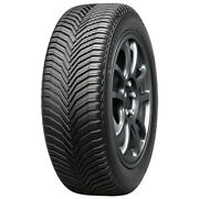 4 New Michelin Cross Climate2 A/w - 235/55r18 Tires 2355518 235 55 18
