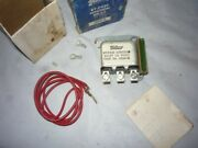 1959–61 Chevrolet Cadillac Buick Ford Mallory Performance Ignition Bypass Relay