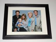 Olympia Dukakis Autographed 8x10 Photo Framed And Matted - Look Whoand039s Takling