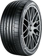 4 New Continental Sportcontact 6 - 245/30zr20 Tires 2453020 245 30 20