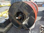 Piranha Sewer Cleaning Jetter Hose And Hydraulic Reel 1 1/4 2500 Psi, Sp20