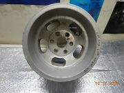 1 Used Vintage 6-lug 15x10 Us Indy Slot Mag Wheel Chevy Gmc Ford Dodge Blazer