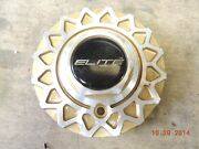 Elite Alloy Wheel Used Weird Hubcap Center Cap Chevy Ford Dodge Billet Gm Olds