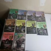 The Sandman Library Graphic Novels Complete Set I-x By Neil Gaiman