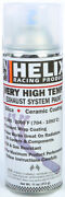 Helix Racing Products Satin Clear High-temperature Exhaust Paint 165-1150