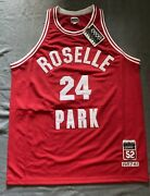Roselle Park Nba Legends Collection Ric Barry Jersey - Size 52 - New With Tag