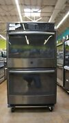 Ge Profile 30 Electric Double Wall Convection Oven | Pt7550blts | 10 Cu.ft
