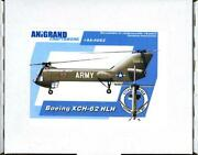 Anigrand Models 1/144 Boeing Xch-62 Hlh Heavy Lifting Helicopter
