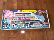 Vintage Mego 1983 The Love Boat Aaron Spelling Productions Super Rare L@@k