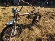 Harley Davidson Sprint Motorcycle Chassis