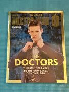 Doctor Who 50th Anniversary Magazine And 11 Dr Who Micro Figure Set